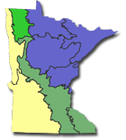 image: Ecological land classification map of Minnesota