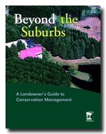 Cover of Beyond the Suburbs publication
