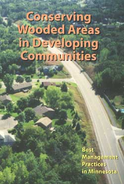 Cover from the urban forestry best management practices book.