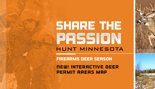 Buy a hunting license