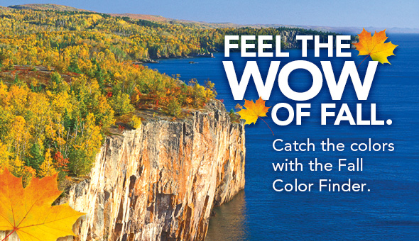 Get the latest fall color updates