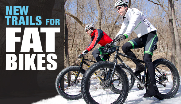 new trails for fat biking