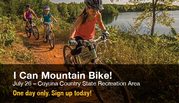 I can Mountain Bike! One day event