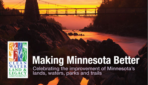 See how your legacy funds are making Minnesota better