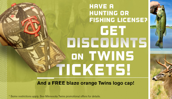 Get discounts on Twins Tickets with License purchase