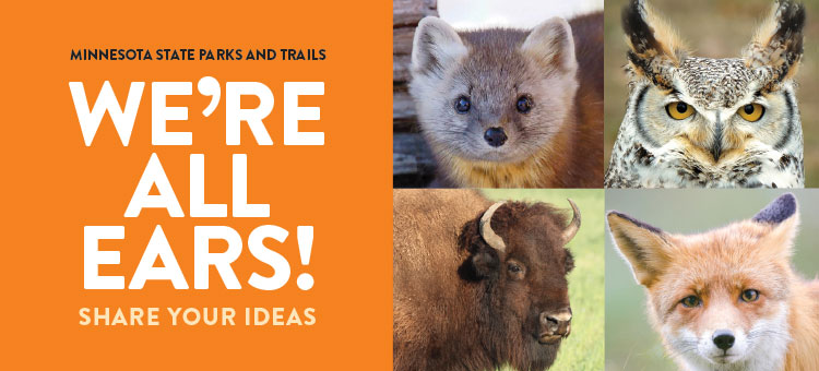 Minnesota State Parks - share your ideas