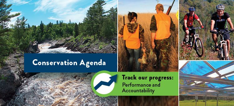 Conservation Agenda - Performance and accountability