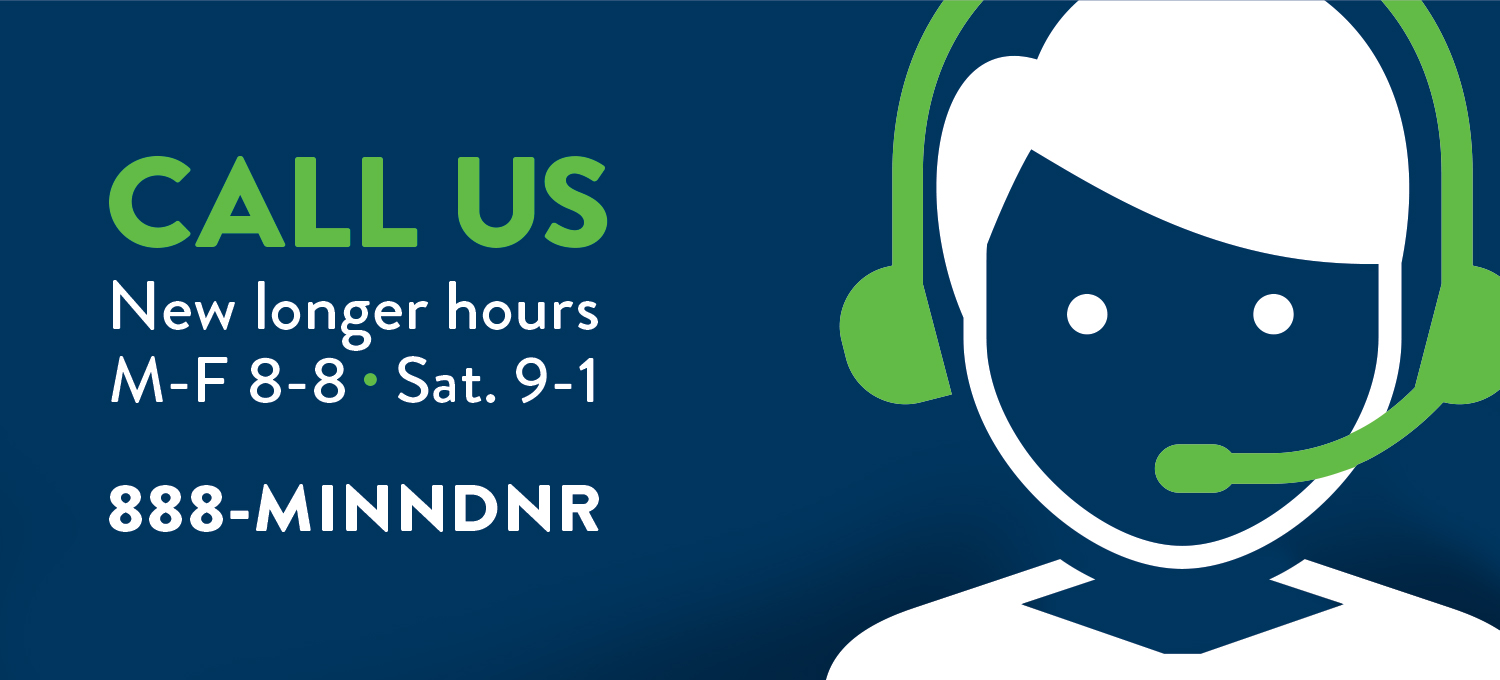 Call us with questions. Extended hours now available.
