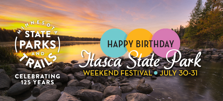 Minnesota State Parks 125th Anniversay celebration