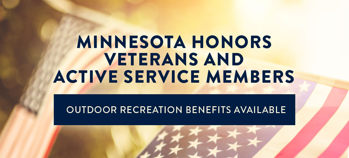 Minnesota celebrates veterans