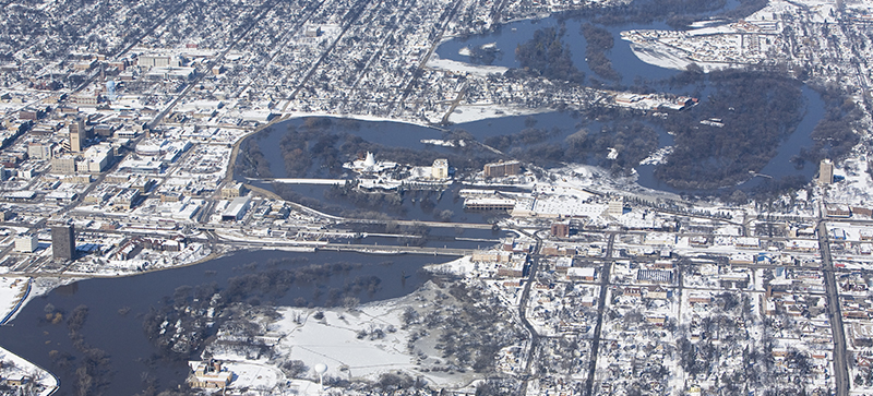 Fargo-Moorhead Flood Risk Management Project banner image