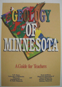 Thumbnail image of the Geology of Minnesota Teachers guide publication
