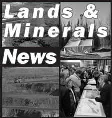 Lands and Minerals News Graphic