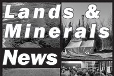Learn about Lands and Minerals Recent News and Public Notices