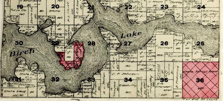 School Trust Land In Northern Minnesota