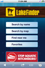 lake finder thumbnail of splash screen