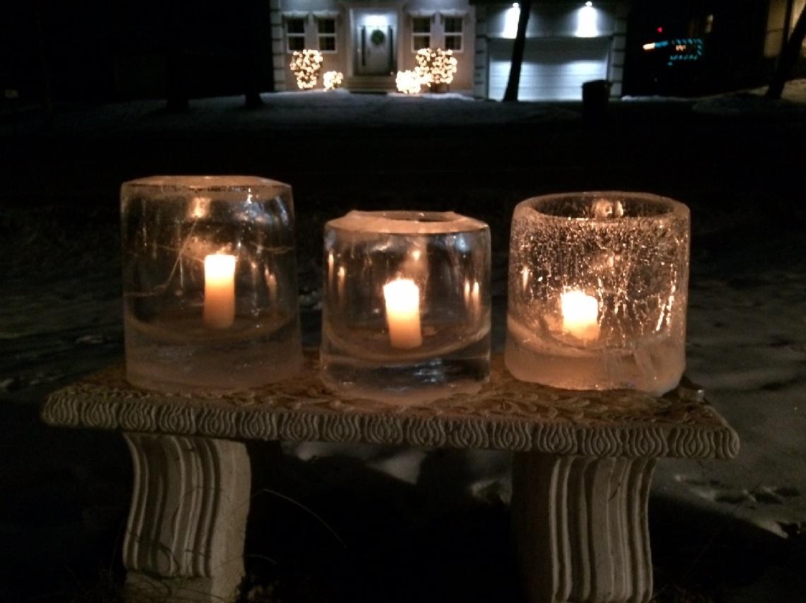 Ice Candle Weather