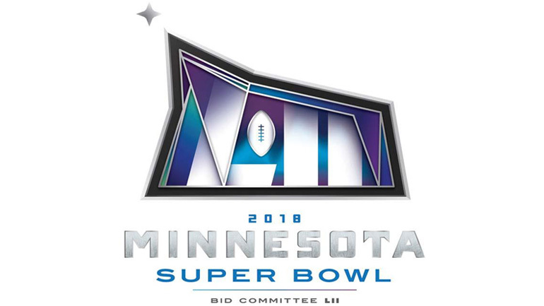 Super Bowl 52 (LII) will be in Minnesota on February 4, 2018