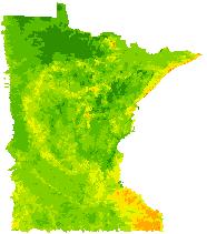 Geomorphology Index - Soil Erosion Susceptibility (catchment scale)