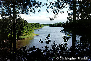 Image of Crow Wing State Park