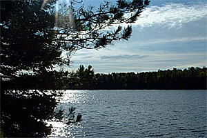 Image of Hayes Lake State Park
