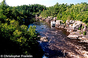 Image of Interstate State Park