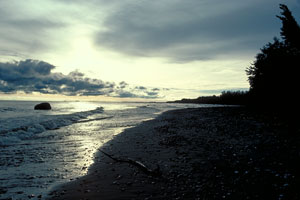 Image of Zippel Bay State Park