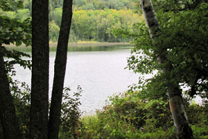 Image of La Salle Lake State Park