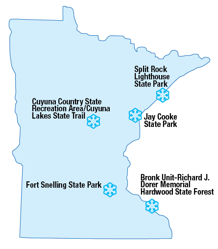 fat bike trails map