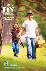FiN Youth and Family Fishing Guide for the Twin Cities Metro Area
