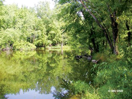 Beason Lake.