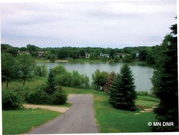 Carlson Lake.