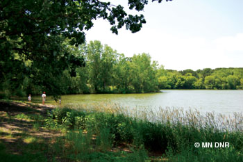 Colby Lake.