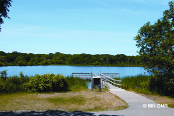 Cornelia Lake.