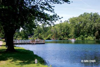 Fireman's Pond.