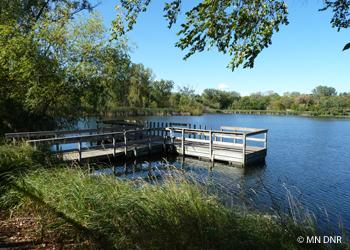 Loeb Lake.