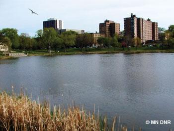 Loring Lake.