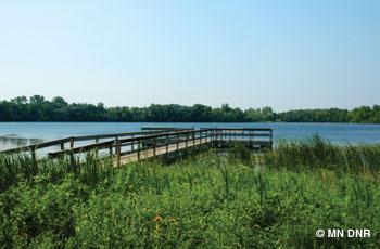 Rogers Lake.