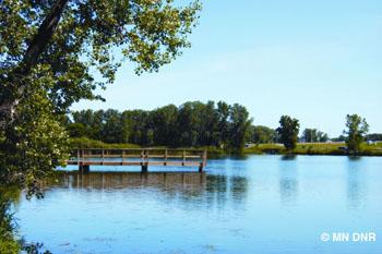 Taft Lake.