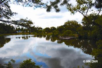 Wolfe Lake.