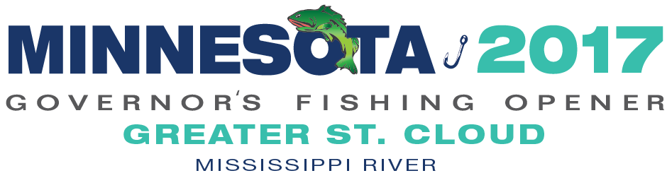 Governor's fishing opener event logo