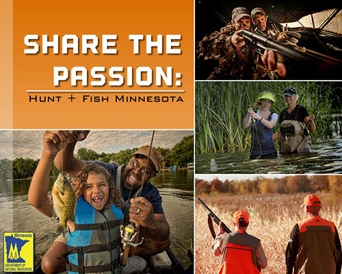 View PDF: Recruiting and Retaining Minnesota Hunters and Anglers