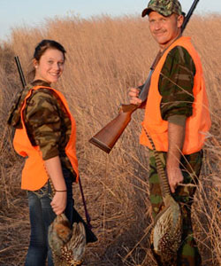 pheasant hunters