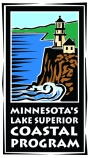 Lake Superior Coastal Program logo.