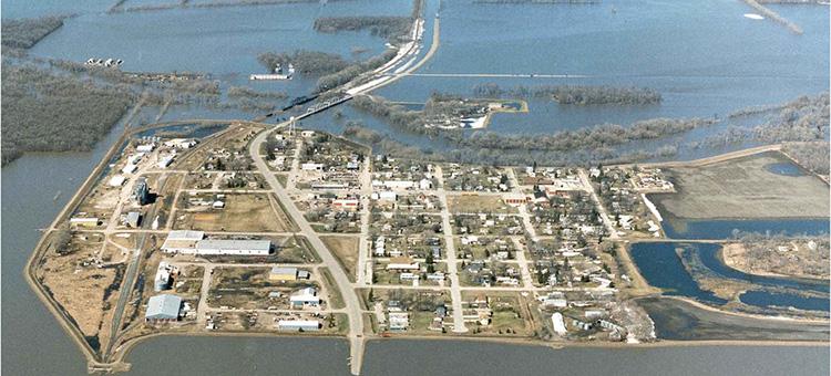 olso minnesota flood in 1997