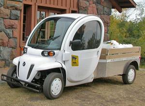 neighborhood electric vehicle