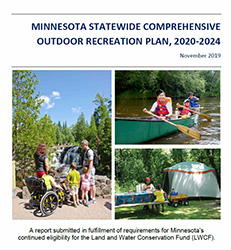 Minnesota's State Comprehensive Outdoor Recreation Plan, 2020 - 2024