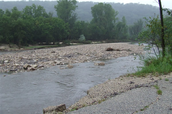 Middle Branch of Whitewater River