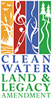 clean water lands and legacy amendment logo