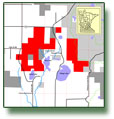 Thumbnail image of Cass County map